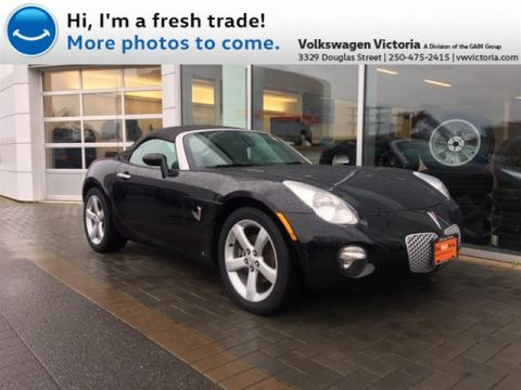 Pre-Owned 2006 Pontiac Solstice 2D Convertible