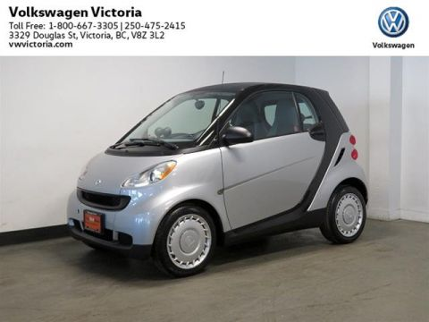 Pre-Owned 2009 smart fortwo pure cpé