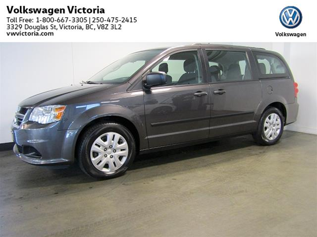 Pre-Owned 2015 Dodge Grand Caravan Crew