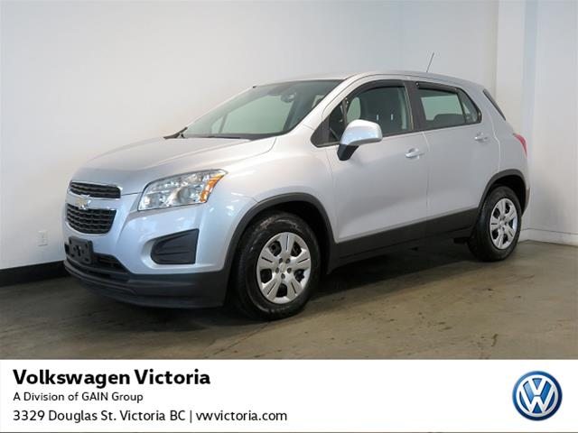 Pre-Owned 2015 Chevrolet Trax FWD LS