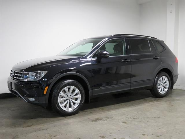 Certified Pre-Owned 2018 Volkswagen Tiguan Trendline 2.0T 8sp at w/Tip