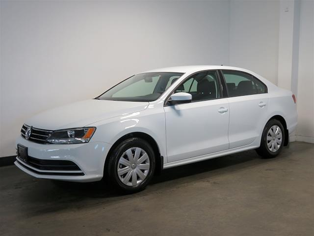 New 2017 Volkswagen Jetta Trendline Plus 1 4t 6sp At W Tip