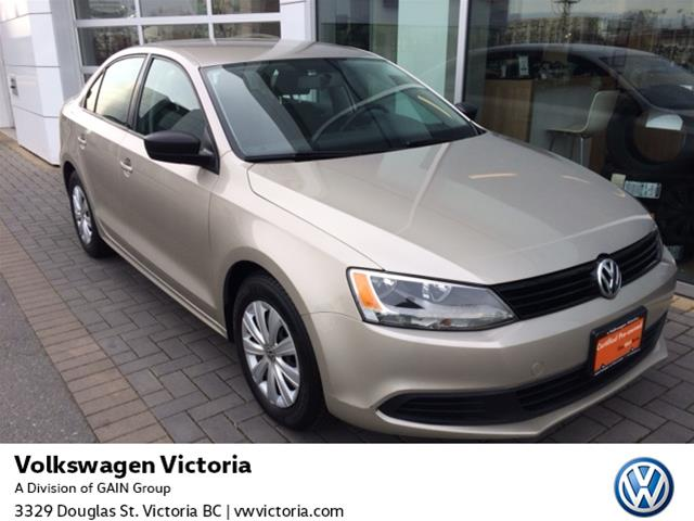 Pre-Owned 2013 Volkswagen Jetta Trendline 2.0 6sp w/Tip (Production Ended)