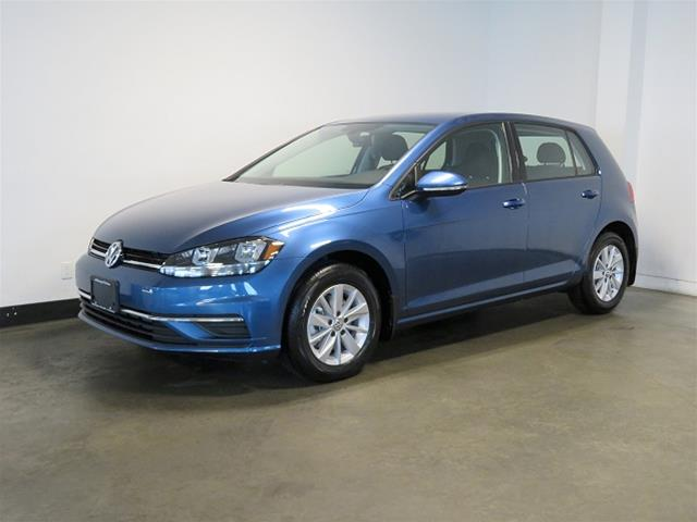 New 2019 Volkswagen Golf 5-Dr 1.4T Comfortline 8sp at w/Tip