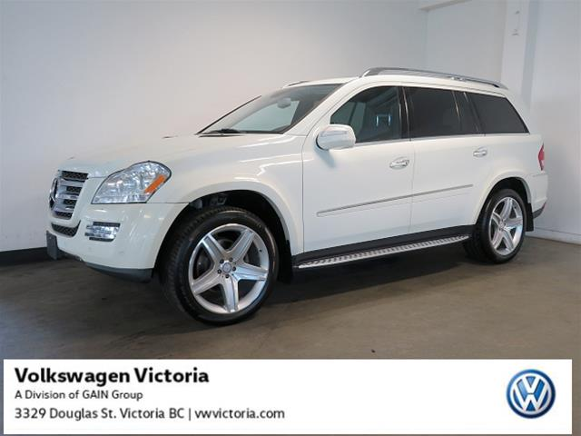 Pre-Owned 2010 Mercedes-Benz GL550 4MATIC