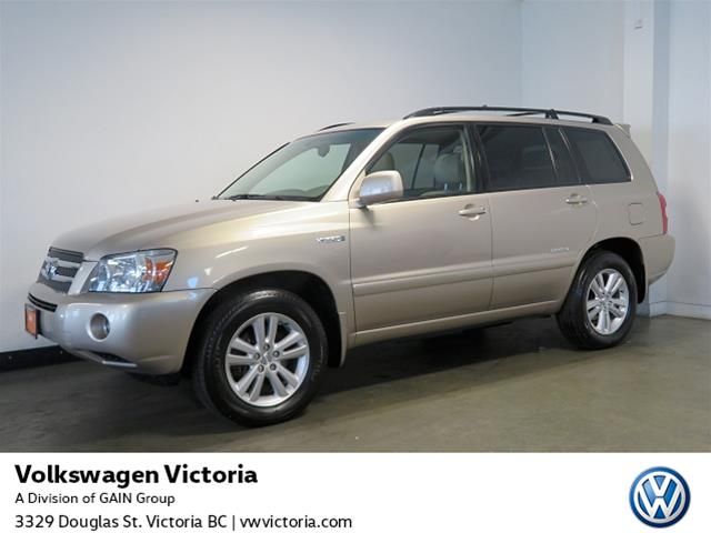 Pre-Owned 2006 Toyota Highlander Hybrid LTD CVT 7-Pass