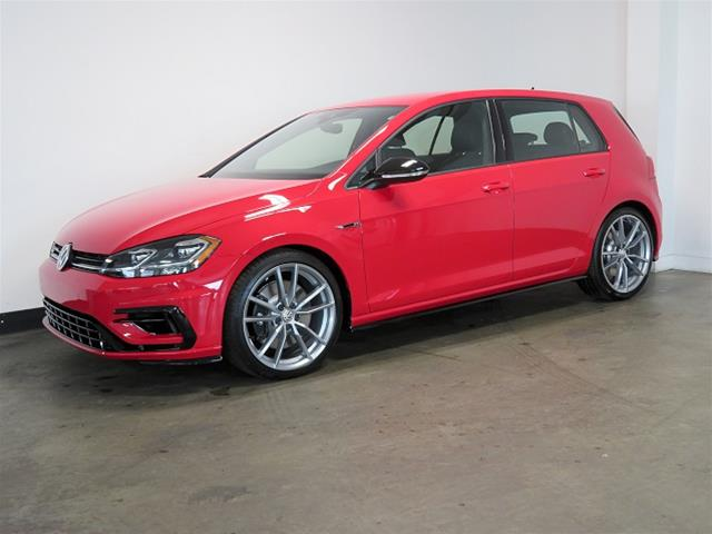 New 2018 Volkswagen Golf R 5-Dr 2.0T 4MOTION at DSG