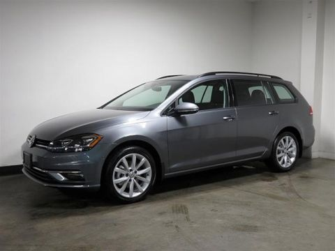 New 2018 Volkswagen Golf Sportwagen 1.8T Cmfrtline DSG 6sp at w/Tip 4MOTION