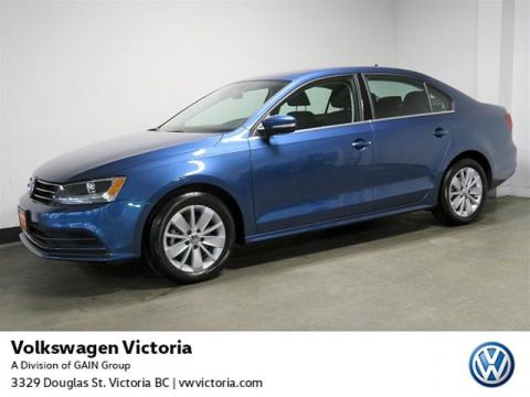 Certified Pre-Owned 2016 Volkswagen Jetta Trendline plus 1.4T 6sp at w/Tip