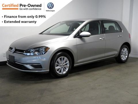 Certified Pre-Owned 2019 Volkswagen Golf 5-Dr 1.4T Comfortline 8sp at w/Tip