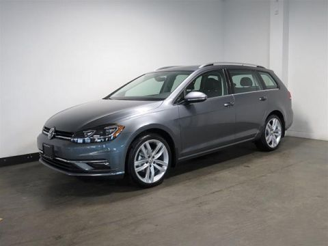 New 2018 Volkswagen Golf Sportwagen 1.8T Highline DSG 6sp at w/Tip 4MOTION