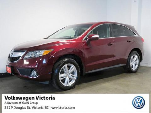 Pre-Owned 2015 Acura RDX Tech at