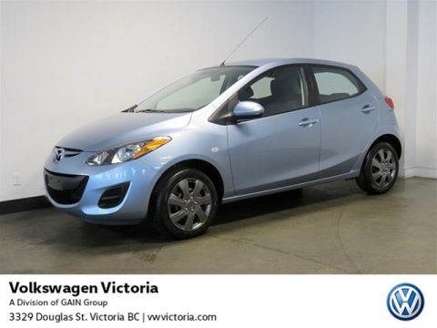 Pre-Owned 2013 Mazda2 GS 5sp