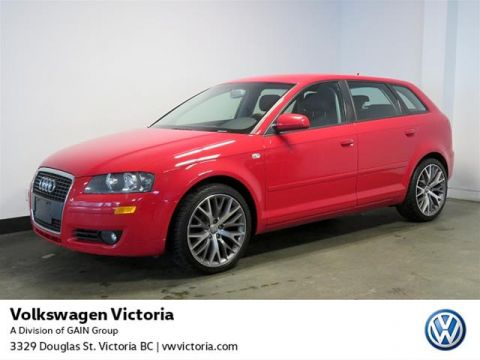 Pre-Owned 2007 Audi A3 2.0T 6-Spd FrontTrak