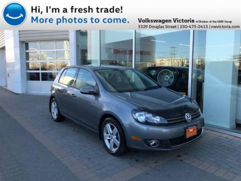 Pre-Owned 2012 Volkswagen Golf 5-Dr TDI Comfortline 6sp