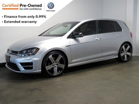 Certified Pre-Owned 2017 Volkswagen Golf R 5-Dr 2.0T 4MOTION at DSG